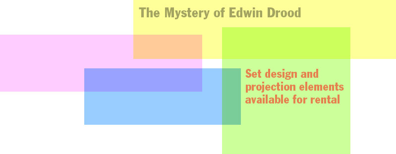 the mystery of edwin drood set design